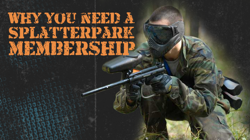 The Best Paintball Memberships in Ohio