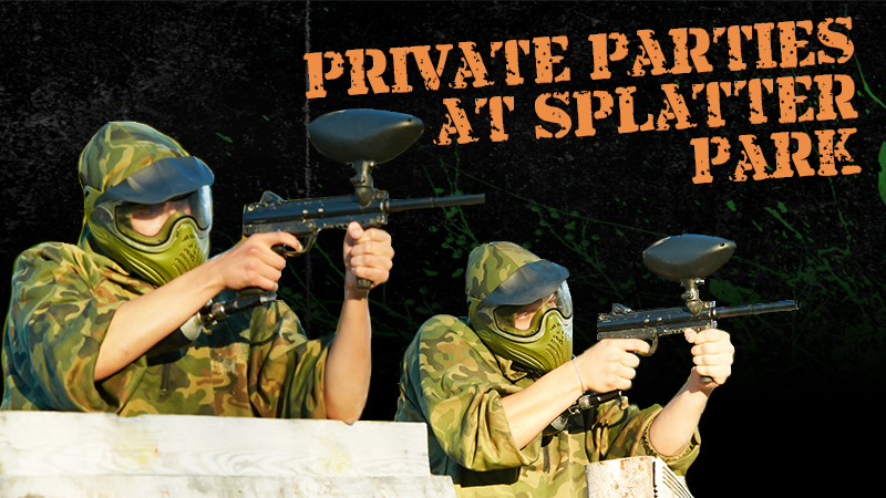 Private Parties At Splatter Park: The Perfect Activity For Your Event